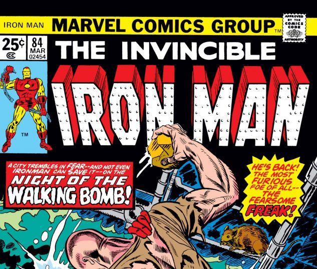 IRON MAN (1968) #84