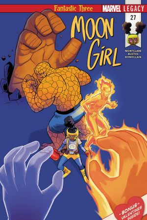 Moon Girl and Devil Dinosaur (2015) #27