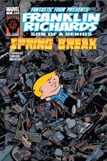 Franklin Richards: Spring Break! #1