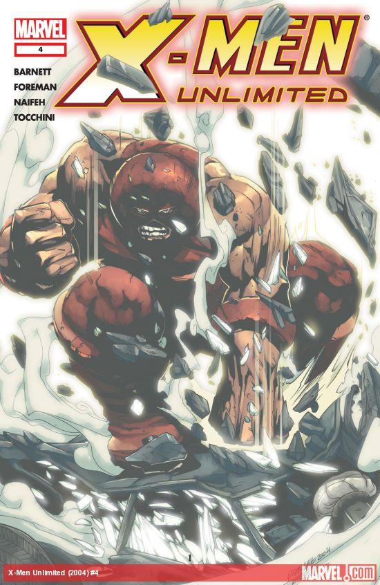 X-Men Unlimited (2004) #4