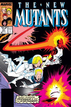 New Mutants (1983) #51