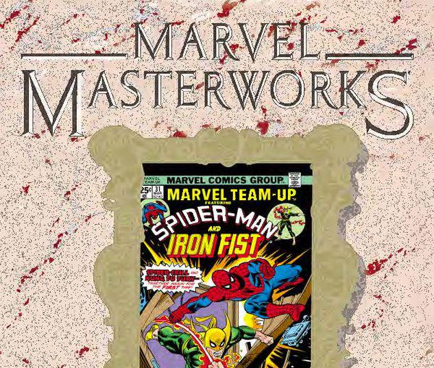 MARVEL MASTERWORKS: MARVEL TEAM-UP VOL. 4 HC VARIANT #1