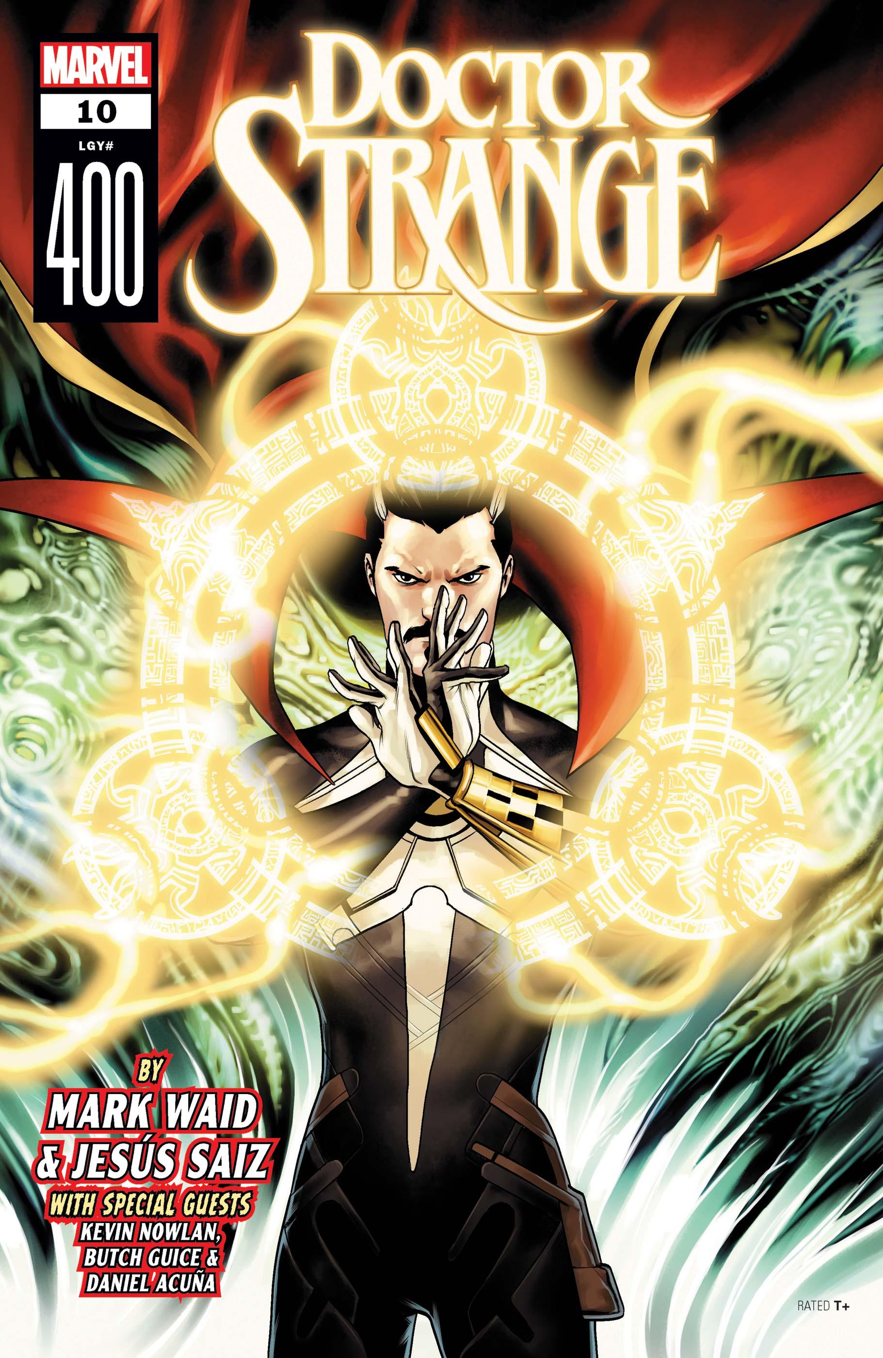 Doctor Strange (2018) #10