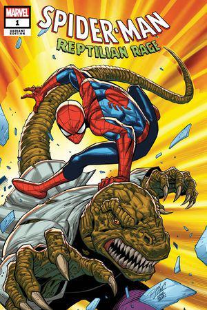 Spider-Man: Reptilian Rage (2019) #1 (Variant)