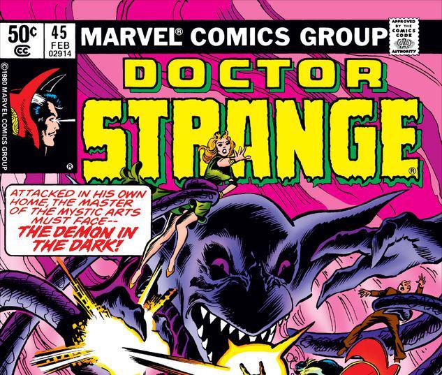 Doctor Strange #45