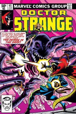 Doctor Strange (1974) #45