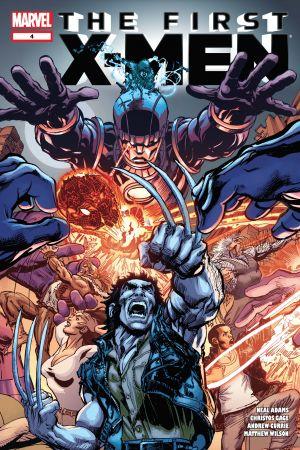 First X-Men #4