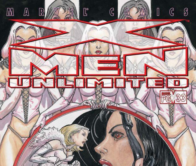 X-MEN UNLIMITED (1993) #33