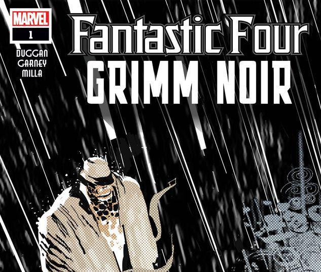 FANTASTIC FOUR: GRIMM NOIR 1 #1