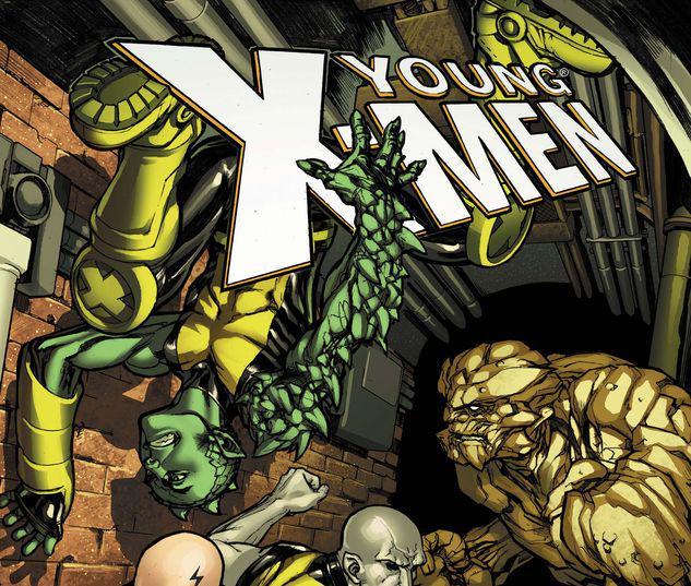 Young X-Men #8
