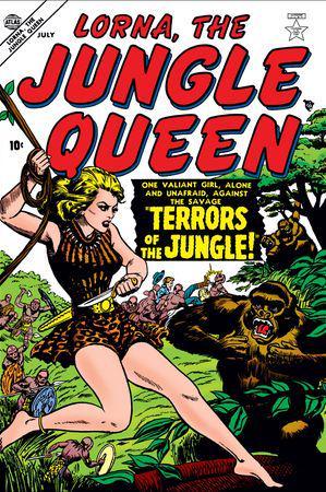 Lorna the Jungle Queen (1953) #1
