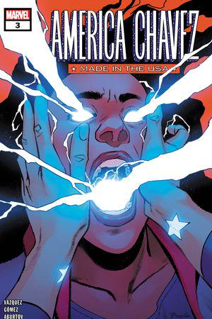 America Chavez: Made in the Usa (2021) #3