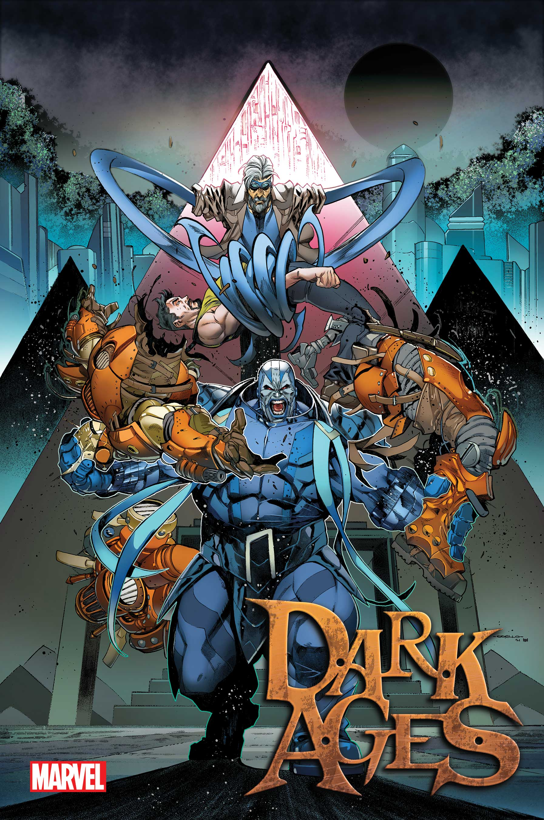 Dark Ages (2021) #3
