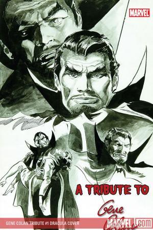 Gene Colan Tribute (2008) #1 (IRON MAN COVER)