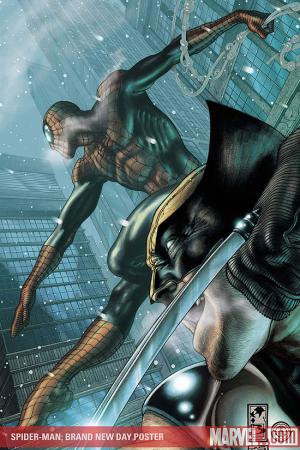 Amazing Spider-Man (1999) #555 (VARIANT)