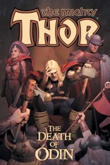 Thor Vol. I: Death of Odin (Trade Paperback)