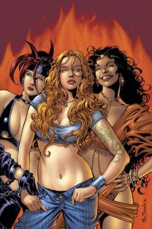 Witches Vol. 1 (Trade Paperback)