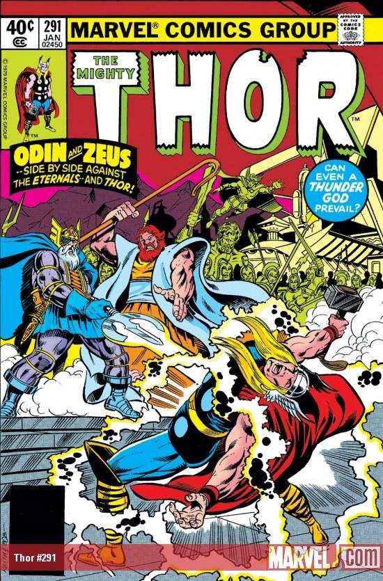 Thor (1966) #291