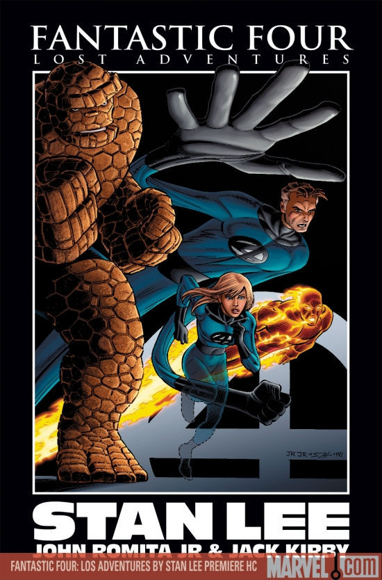 FANTASTIC FOUR: LOST ADVENTURES BY STAN LEE PREMIERE HC (Hardcover)
