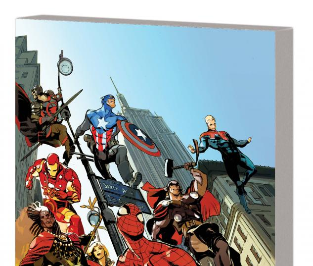 Age of Heroes TPB