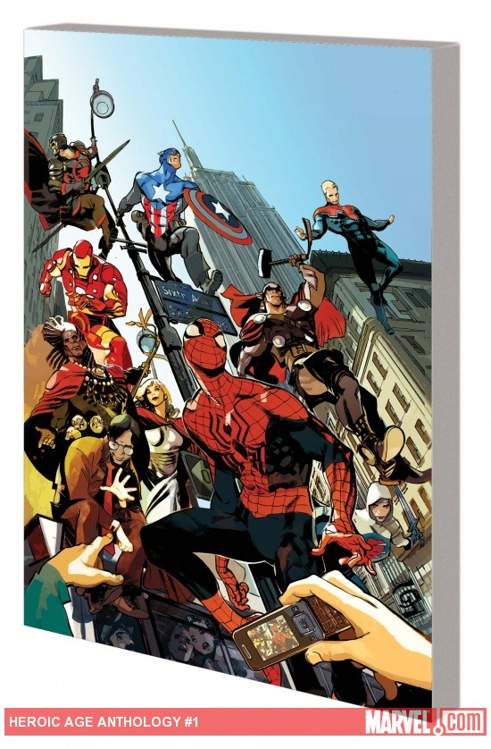 AGE OF HEROES TPB (Trade Paperback)