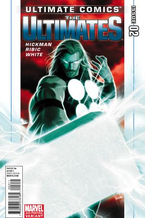 Ultimate Comics Ultimates  (2011) #2 (2nd Printing Variant)
