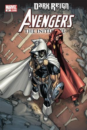 Avengers: The Initiative (2007) #25
