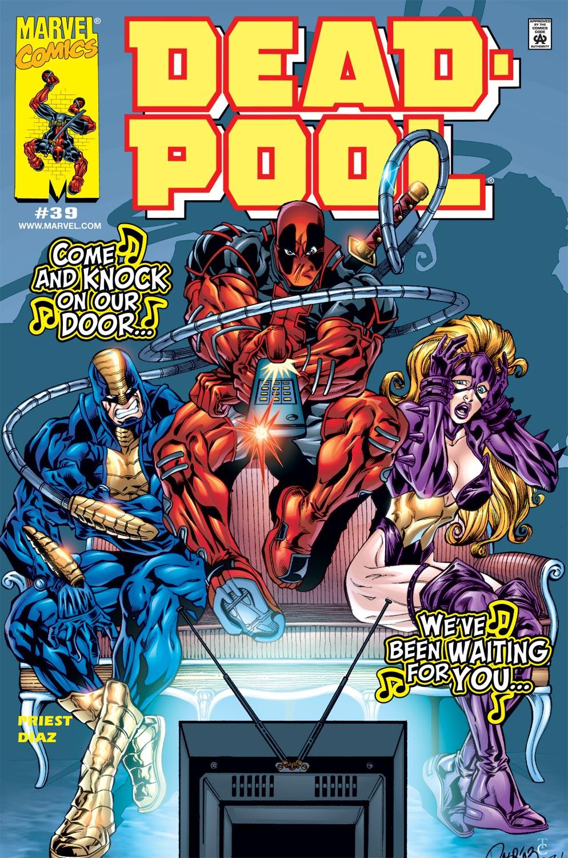Deadpool (1997) #39