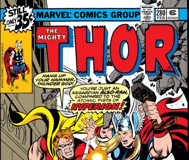 Thor (1966) #280