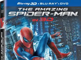 The Amazing Spider-Man Blu-ray and DVD Combo Pack