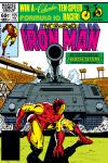 Iron Man (1968) #155 Cover