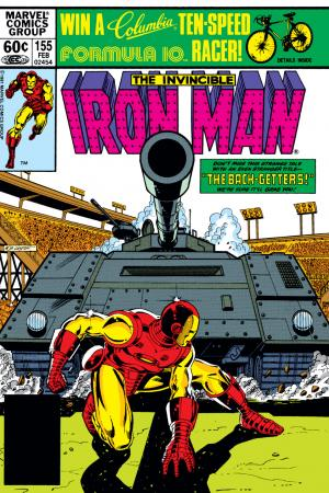 Iron Man (1968) #155