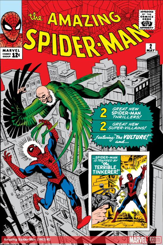 The Amazing Spider-Man (1963) #2