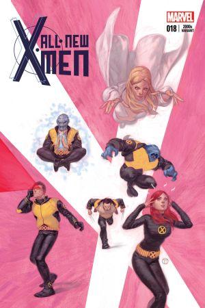 All-New X-Men (2012) #18 (Tedesco 00s Variant)
