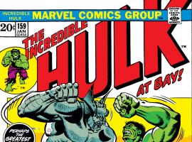 Incredible Hulk (1962) #159 Cover