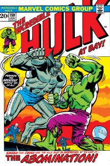 Incredible Hulk (1962) #159