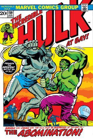 Incredible Hulk (1962) #159