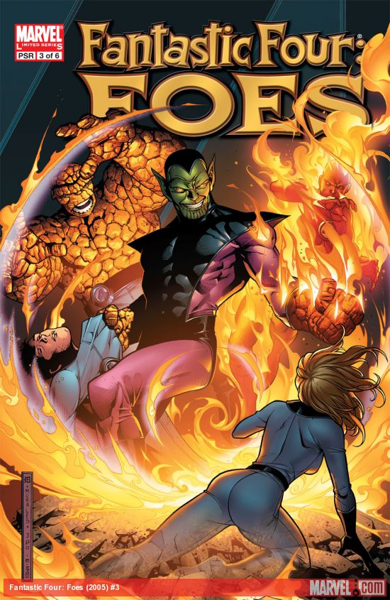 Fantastic Four: Foes (2005) #3