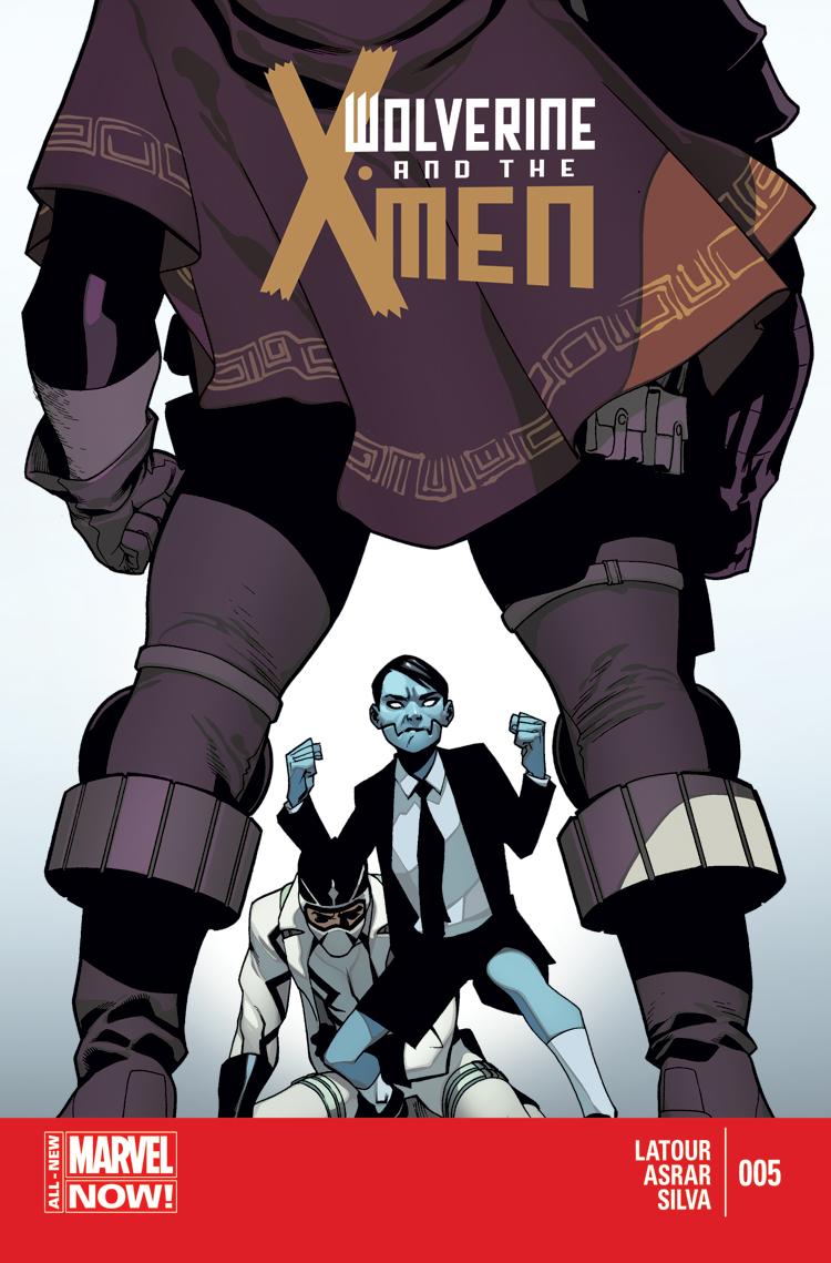 Wolverine & the X-Men (2014) #5