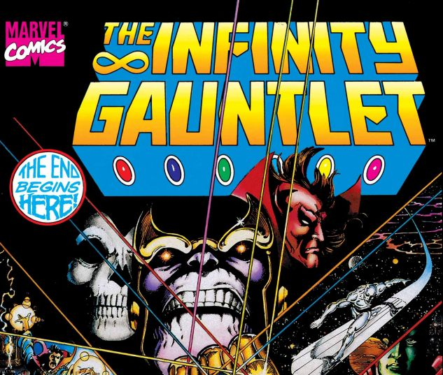 True Believers: Infinity Gauntlet (2015) #1