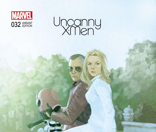 UNCANNY X-MEN 32 NOTO VARIANT (WITH DIGITAL CODE)