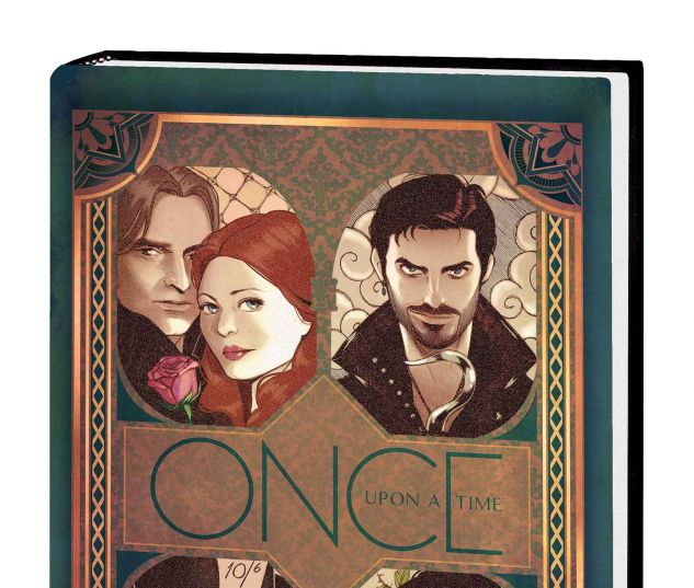 ONCE UPON A TIME: OUT OF THE PAST PREMIERE HC (SDOS)