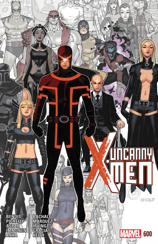 Uncanny X-Men (2013) #600