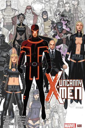 Uncanny X-Men #600