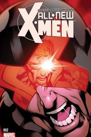 All-New X-Men (2015) #2