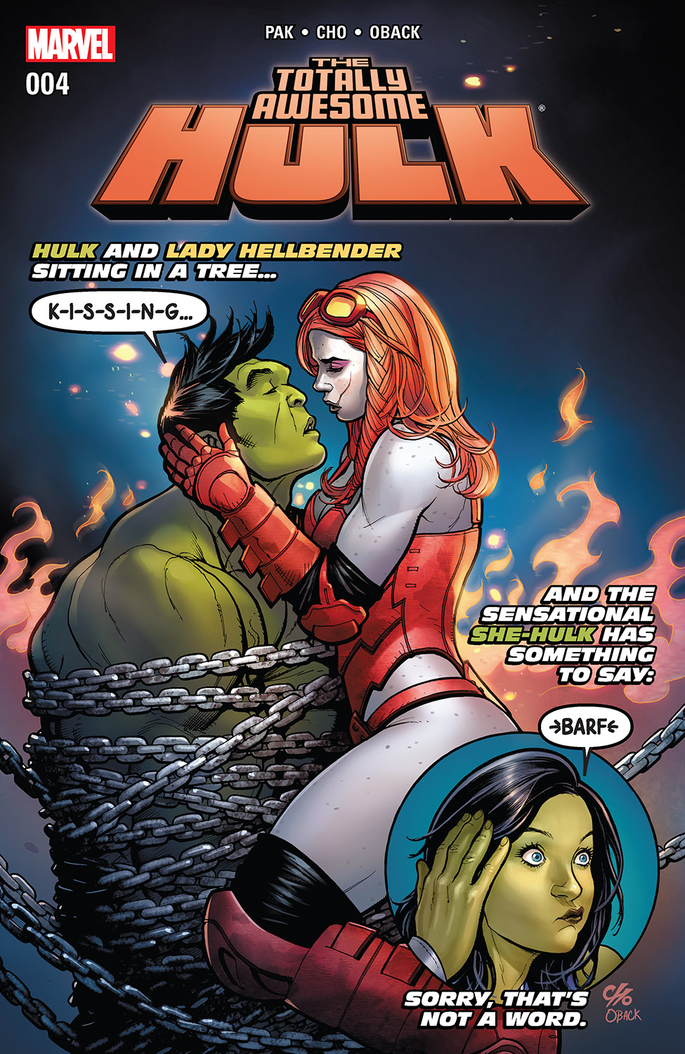 The Totally Awesome Hulk (2015) #4