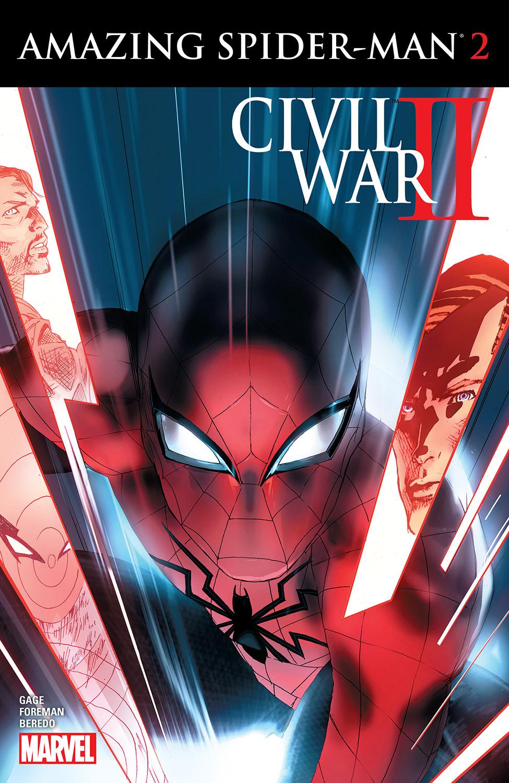 Civil War II: Amazing Spider-Man (2016) #2