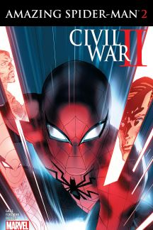 Civil War II: Amazing Spider-Man #2