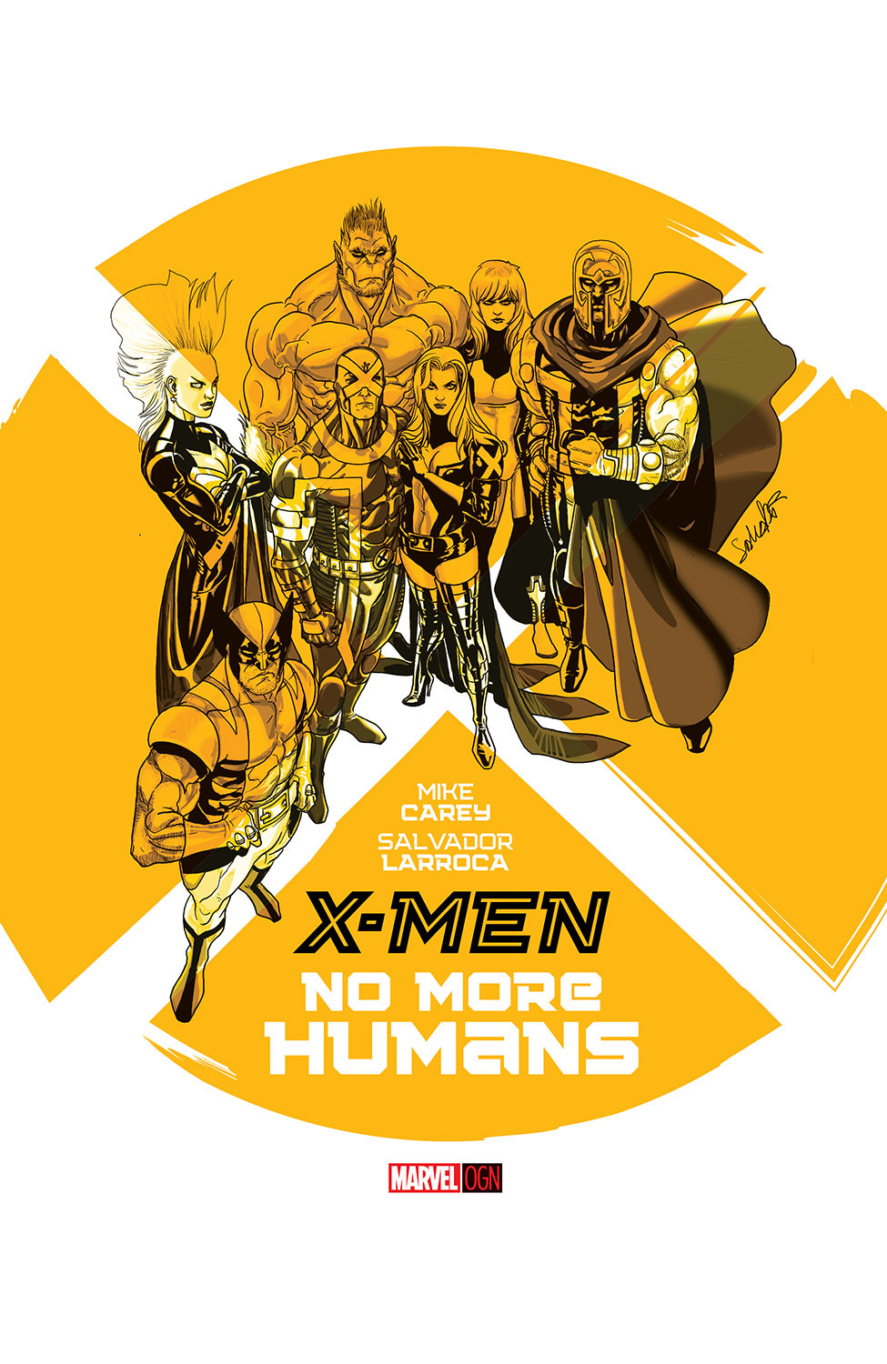 X-Men: No More Humans (Hardcover)