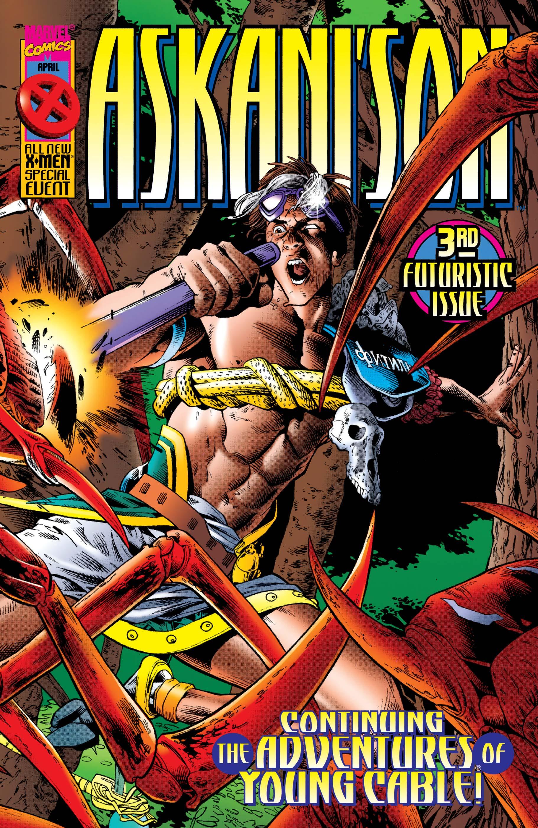 ASKANI'SON (1996) #3